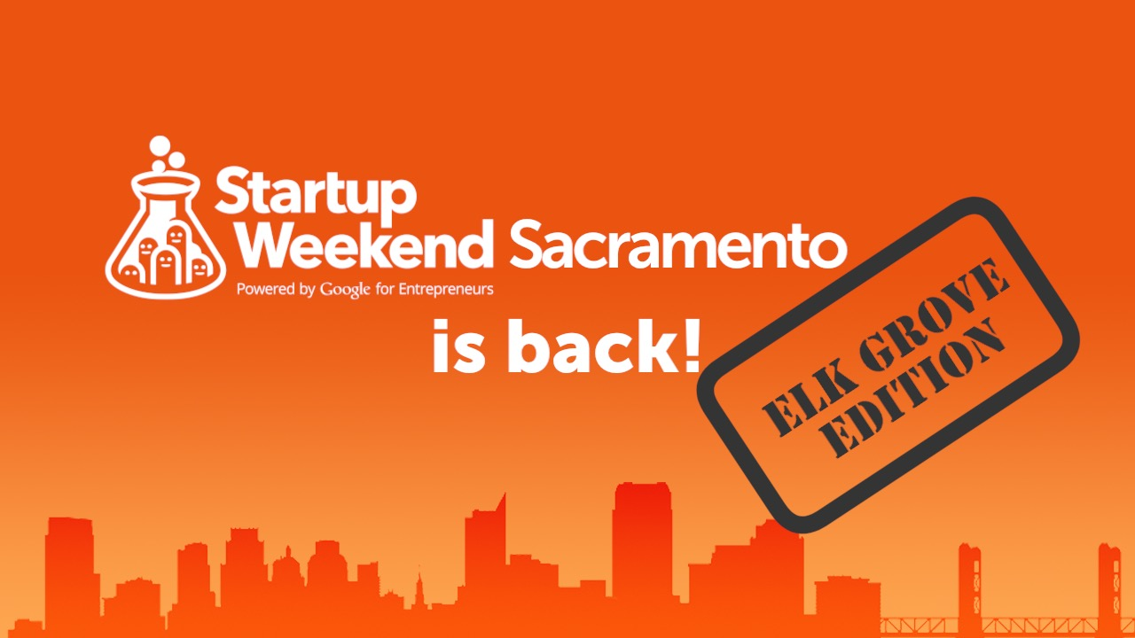 Sacramento! Ideas Wanted!