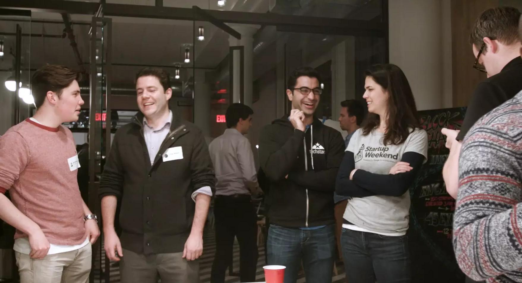 Startup Weekend Video