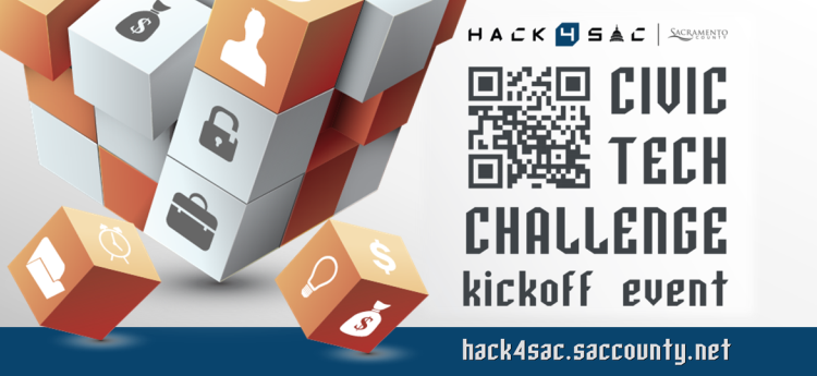 Be the Solution: Hack4Sac Civic Tech Challenge