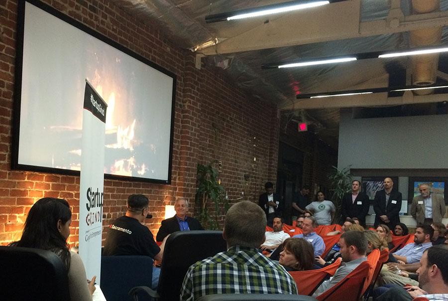 Startup Grind with Bill Reichert