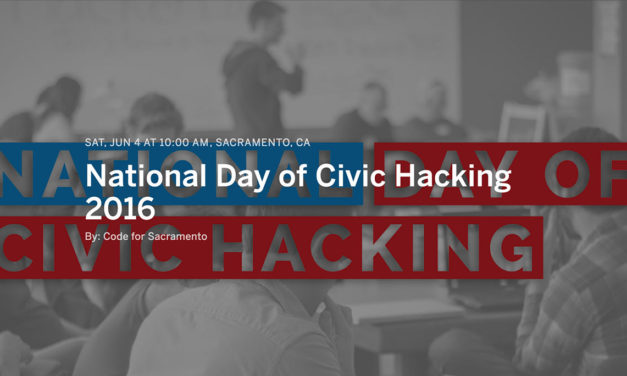 National Day of Civic Hacking 2016