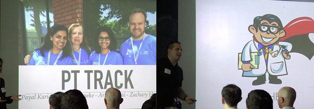 Startup Weekend Sacramento: Health Edition Winning Team Presentations