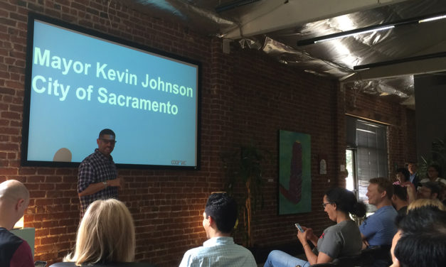 Mayor Announces Plans to Make Sacramento a Tech Leader