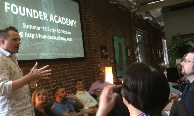 Founder Academy Meetup: 6 Ways to Fund Your Startup in Sacramento
