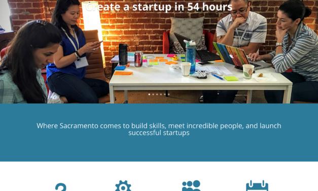 StartupWeekendSac.com