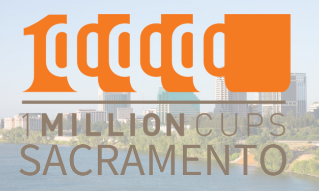 1 Million Cups Sacramento with GymHit and Tapp That App