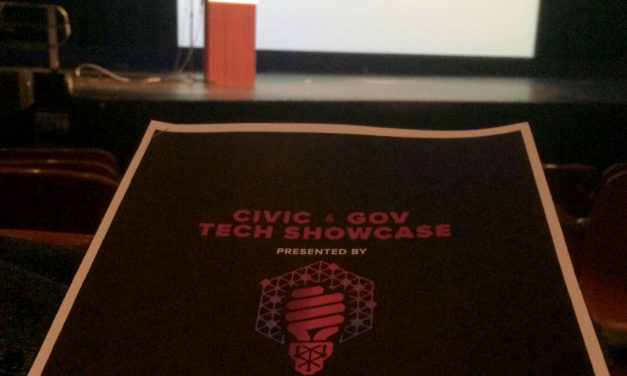 Second Annual CivicTech Showcase a Success