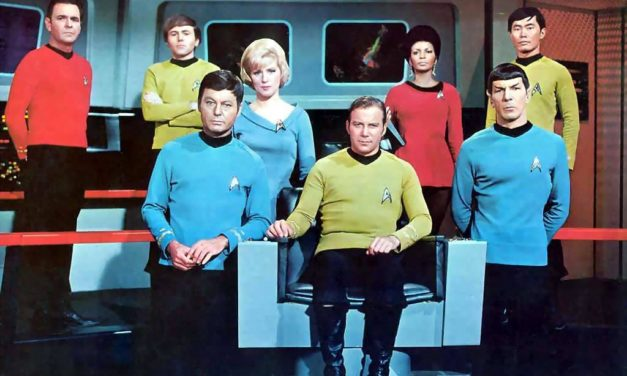 50 Years of Star Trek:  Highlights of Some Predictions and Inspirations