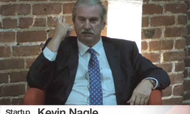 Kevin Nagle:  Have Passion & Obsession