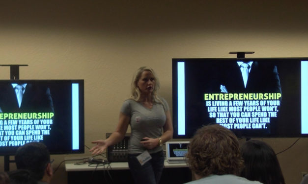 Startup Weekend Keynote Address: Sheri Atwood of SupportPay