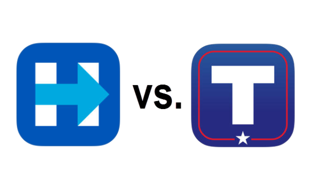 The 2016 Presidential App War:  Clinton vs. Trump