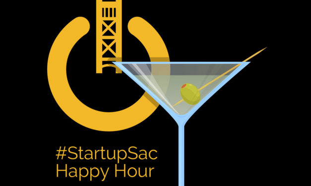 #StartupSac Happy Hour: Are You Interested?