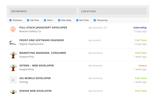New Functionality: Startup Directory, Job Board, and a Podcast