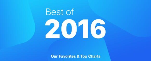 Best Apple Apps and Games of 2016