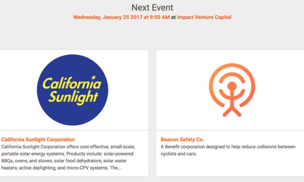 Tomorrow Come Check out Beacon Safety & California Sunlight