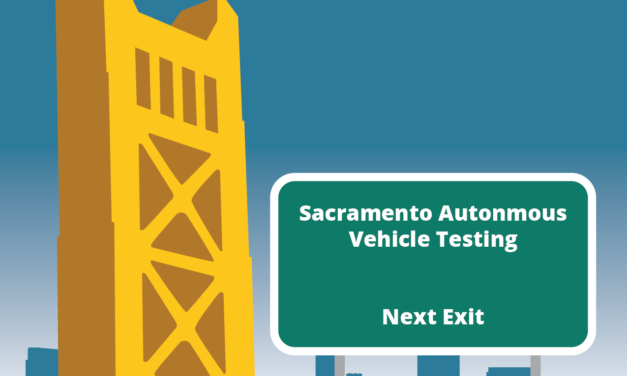 Sacramento's Autonomous Car Initiative: Part 1
