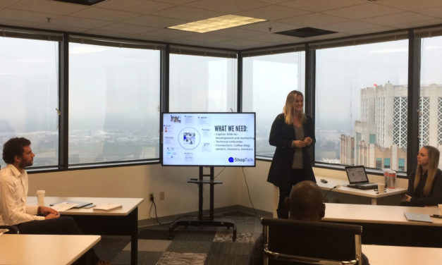 ShopTalk and Freedge Present at 1 Million Cups