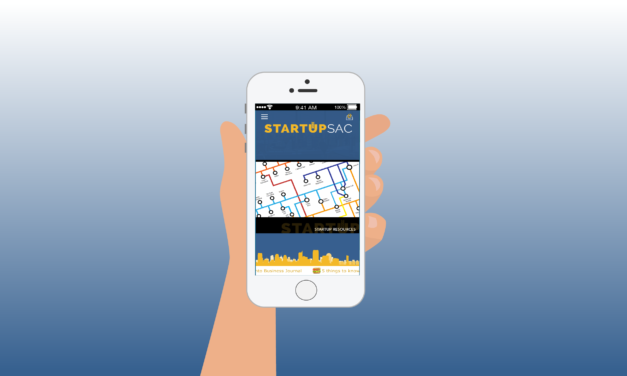 StartupSac, There's an App for That