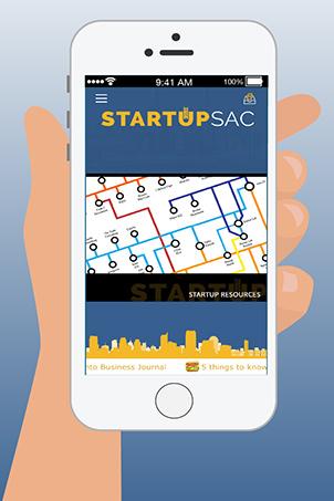 StartupSac Mobile App