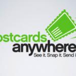 Postcards Anywhere