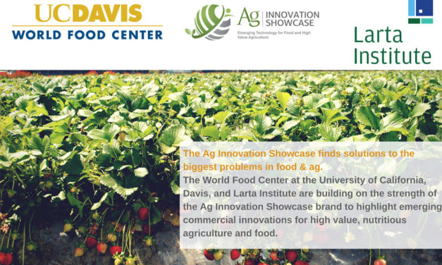 Announcing The First California Ag Innovation Showcase May 8-9