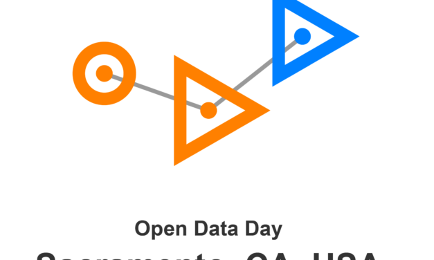 Open Data Day in Sacramento with Code for Sacramento