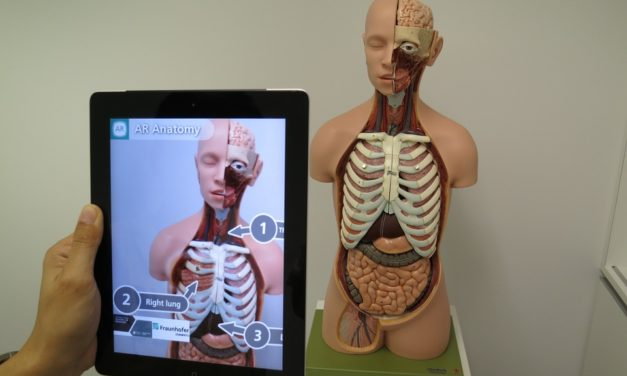 How Augmented Reality & Virtual Reality are Transforming Medicine and Healthcare