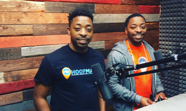Hoop Maps Cofounders, Twin Brothers Dominic & Donte Morris