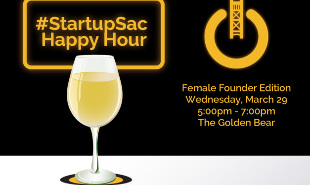 StartupSac Happy Hour Female Founder Edition