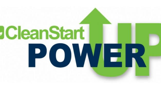 CleanStart PowerUP! 2017 Progress Report Kick Off