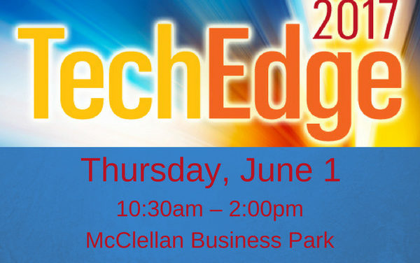 Join the Sacramento Business Journal for TechEdge