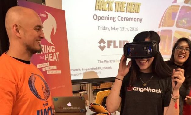 From Global to Local, AngelHack Heads Back to Sac!