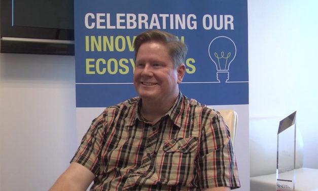Sacramento Region Innovation Awards Profile, Sierra Energy's Rob White