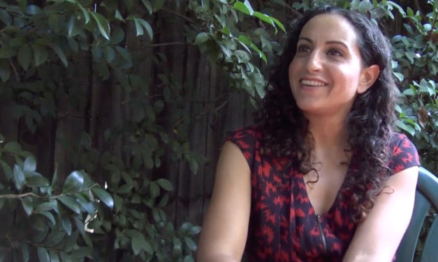 Deema Tamimi, Co-founder of Giving Garden