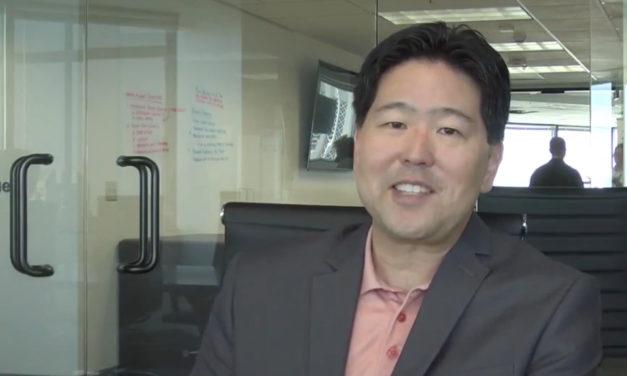 Kyle Kaneshiro from Sacramento's Small Business Development Center