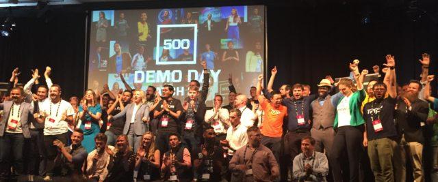 500 Startups Batch 21 Demo Day