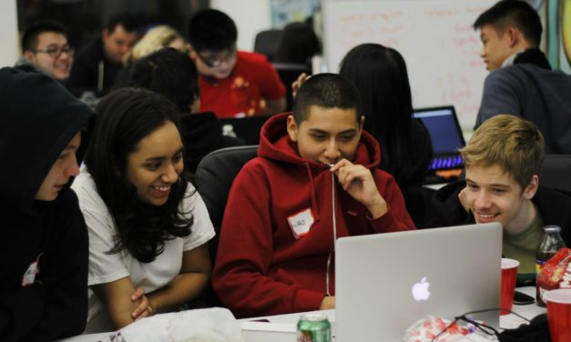 CodeDay Sacramento: Inspire Students to Love Coding