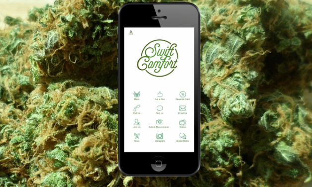 Case Study: Developing a Mobile App for a Medical Cannabis Delivery Service