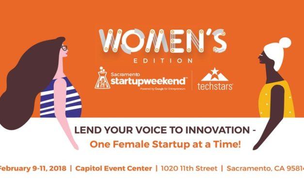 Women's Startup Weekend: Empowering Sacramento's Women Entrepreneurs
