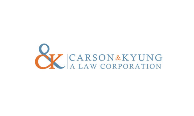 StartupSac Welcomes our Newest Sponsor, Carson & Kyung