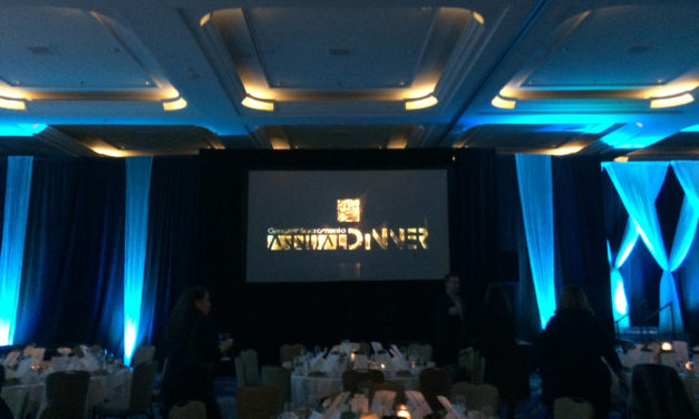 The Second Greater Sacramento Annual Dinner