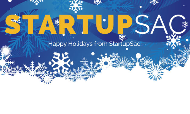 StartupSac Annual Holiday Letter