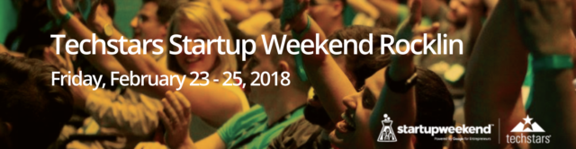 Startup Weekend Rocklin