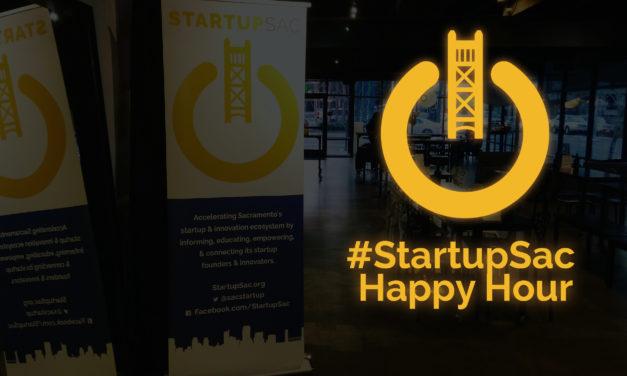 StartupSac Happy Hour with Dermveda Co-Founder and CEO Venita Sivamani