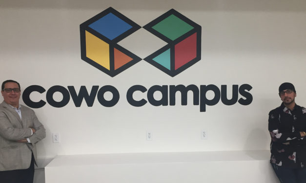 Cowo Campus: Free Workspace, Coffee, with a Pinch of Everything