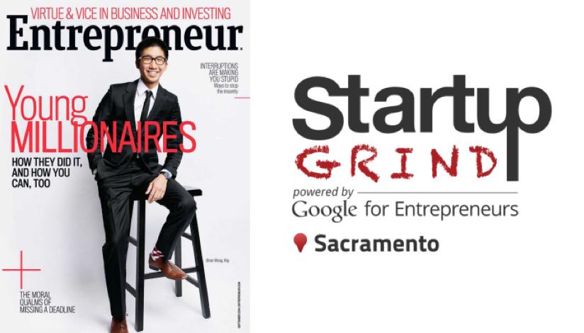 Startup Grind Sacramento Hosts Kiip Founder Brian Wong Startupsac