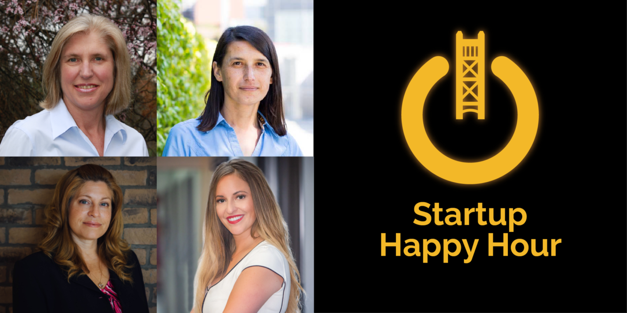 Startup Happy Hour with FourthWave and Funded Female Founders